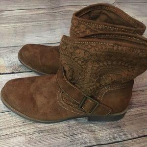 Mudd ankel boots/booties